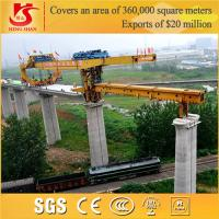 Quality China Professional Manufacturers 200T Steel Gantry Crane launching for sale