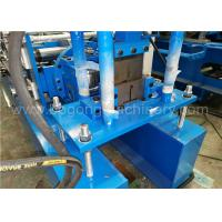 Quality 323mm Shutter Door Roll Forming Machine for sale