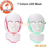 China Portable LED PTD mask facail activate the collagen and anti-aging machine for home use on sale