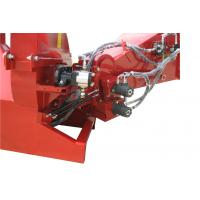 Quality High Speed Hydraulic Wood Chipper With 4 Cutting Knives And 1 Bad Blade for sale