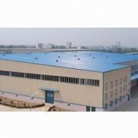 China Steel Building/Steel Structure House, Prefab Home, Used in Carport, House, Office, Shops, Workshops  on sale