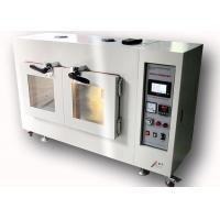 Quality Temperature Control Adhesion Testing Machine , Oven Type Tape Retentivity Tester for sale