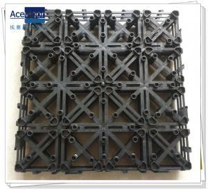 Quality PB-01 Upgrade Deck Plastic Base Wood Floor for sale