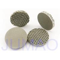 Quality Sintered Filter Stainless Steel Wire Cloth Discs With Thickness 0.1mm -10mm for sale