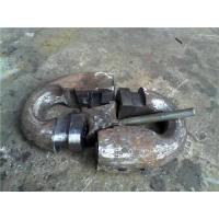 Quality Alloy Anchor Chain Shackle , Marine Kenter Joining Shackle 12.5-162mm Size for sale