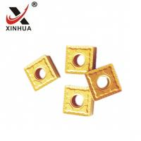 Buy cheap CNC Tools Carbide Turning Inserts CNMG120408 For Mild Steel , Long Life Time from wholesalers