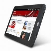 China Tablet PC, 10-inch Capacitive Screen, Boxchip A10 1.2GHz, 512MB DDR3 RAM and Google Android 2.3 OS on sale