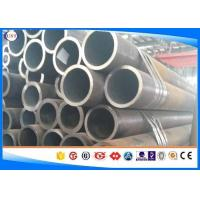 Quality SAE1010 Low Carbon Steel Tube , A519 Standard Seamless Steel Tube for sale