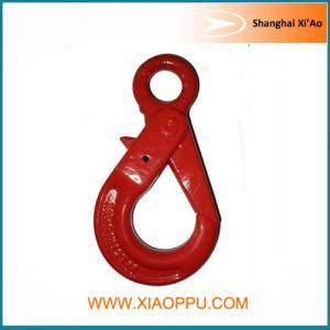 Buy cheap European Eye Self-locking Safety G80 Rigging Hook from wholesalers
