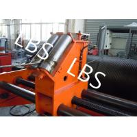 Quality Large Scale Spooling Device Winch Hydraulic / Electric Steel Material for sale