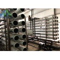 Quality 120m3/hr Large Scale Middle Water RO Water Purification Plant with SS Material for Reuse for sale