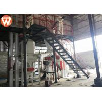 China Large Scale Poultry Feed Manufacturing Equipment Complete Production Line for sale