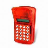 Quality Novelty Calculator with Clip and Magnet for sale