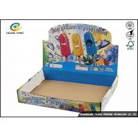 Quality Offset Printing Corrugated Packaging Box For Craft Environmental Friendly for sale