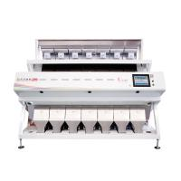 Quality Automatic CCD Steamed Rice Color Sorter Rice Processing Machine 7 Channels for sale