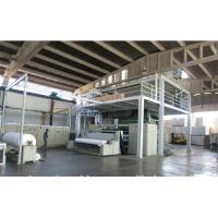 Quality Medical PP Non Woven Fabric Making Machine Recycle Extruder For Bag Production for sale