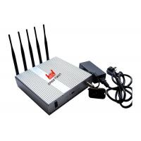 China Long Range Cell Phone Signal Jammer Scrambler Device Wifi 2400mhz - 2500mhz on sale