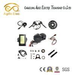 Quality High Efficiency Bafang 8fun Mid Drive Electric Bike Conversion Kit NO Rim for sale