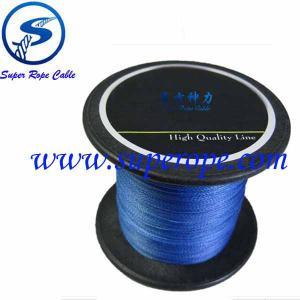 Quality Dyneema Fishing Line/Dyneema line/dyneema braided fishing line multicolor for sale