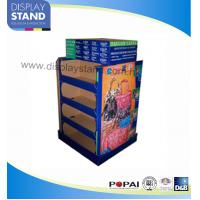 Best Custom Pallet Cardboard Display Box for brand Bags advertising wholesale