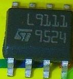 Quality Brand new SOP8 L9111 automotive electronic IC Car Op-Amp drive IC for sale