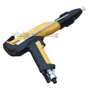 Quality Flexible Gema Manual Powder Gun , Small Portable Powder Coating Gun for sale