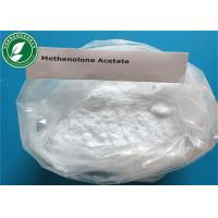 Quality Lab Supply Steroid Powder Methenolone Acetate CAS 434-05-9 with 100% Pass Customs for sale