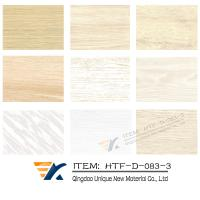 China WPC wall panel heat transfer film,Wood grain transfer foil, WPC transfer foil on sale