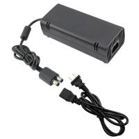 Quality LED Indicator Light Game Console Adapter AC 100-245V For Xbox 360 Slim Console for sale