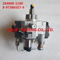 Buy DENSO fuel pump 294000-1190, 294000-1191 for ISUZU 8-97386557-4 , 8973865574 , 8 at wholesale prices