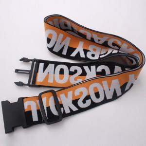 Best China wholesale Travel polyester luggage strap for wholesale Luggage belt wholesale
