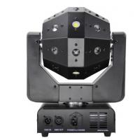 Quality New 16pcs 3w 3in1 led moving head beam  ktv disco dj culb bar  lighting R&G laser lights for sale