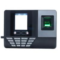 Quality Face Fingerprint Password Attendance Machine Employee Checking-in 2.8 inch LCD Screen Facial Recognition Time Attendance for sale