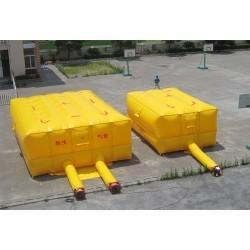 China Rescue air cushion, inflatable rescue cushion,jumping cushions,big air bag,safety cushion on sale