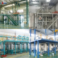 China 540m2 1000L×3 Supercritical Aerogel Insulation Material for sale