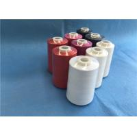 Quality High Tenacity  Dyed Colors Spun Polyester 100% TFO Sewing Thread 40s/2 5000y Price for sale