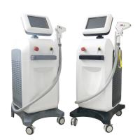 Quality new design 808nm diode laser machine permenat hair removal with painless hair removal for besuty salon for sale