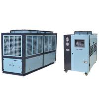 Quality Energy Saving Plastic Auxiliary Equipment Air Cooled Chiller Equipped Low Noise Blower Fan for sale