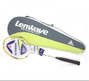 Buy cheap Aluminum carbon badminton racket from wholesalers