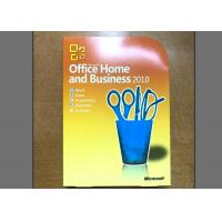 Quality All Languages Software Key Code Microsoft Office Home And Student 2010 Product Key for sale