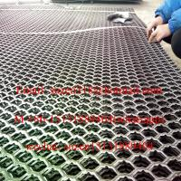 Quality diamond expanded metal panel for dock leveler loading ramp bridge for sale