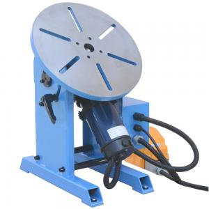 Quality Tilting 2200mm Lifting Flange Welding Rotary Positioner Table for sale
