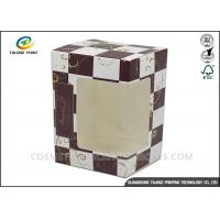 Quality Luxury Chocolate Candy Boxes , Cardboard Food Packaging Boxes Biodegradable Friendly for sale