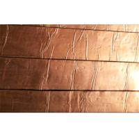Foil Covering Copper Roofing Shingle , Fish-scale Roofing Shingles