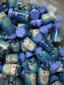 Quality Meizitang Botanical Gel Slimming Tablets for sale