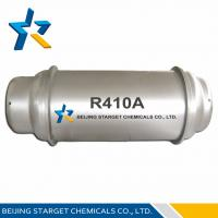 China R410a Purity 99.8% R410a Refrigerant Gas replace R22 used in air conditioners, heat pumps on sale