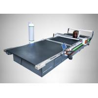 Quality Industrial CNC CO2 Laser Cutting Machine , Laser Cutting Equipment For Cloth for sale