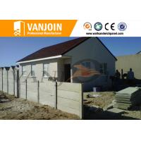 China Strong And Cheap Foaming Concrete Modern Modular Homes For Plant , Shop ,Office , Workshop on sale