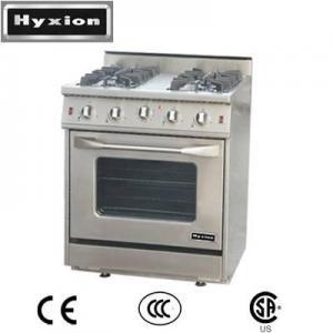 China gas range oven on sale