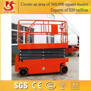 Quality Mobile mini hydraulic scissor lift 100-1000kg scissor lift for sale
